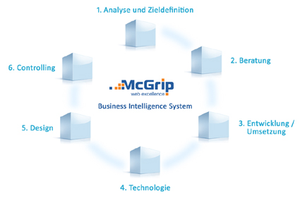 Das Business Intelligence System - Strategie für Praxis-Marketing