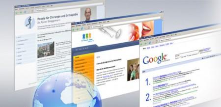 Ärzte Homepage